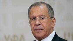 Rossiya Tashqi ishlar vaziri Sergey Lavrov Toshkentda bo'ldi - Malik Mansur lavhasi