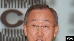 Ban Ki-moon sostuvo que protestas son parte de la evolución natural de la democracia.