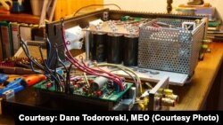 Déchets électroniques (Dane Todorovski, MEO, Courtesy Photo)