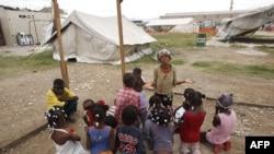 Tổ chức của bé Ashlee hướng tới các em nhỏ là nạn nhân của các vụ thiên tai và thảm họa trên khắp thế giới.
