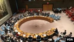 Conseil de sécurité des Nations-Unies