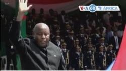 Ce qu'il faut savoir sur le nouveau président burundais Évariste Ndayishimiye