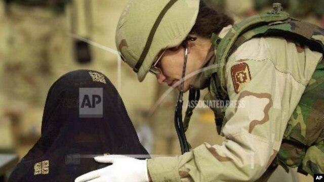 Žene u američkoj vojsci