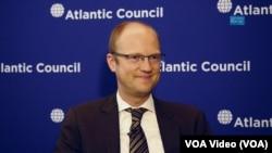 Magnus Nordenman, direktor Transatlantske bezbednosne inicijative, Atlantski savet