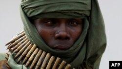 Un soldat de la Séléka
