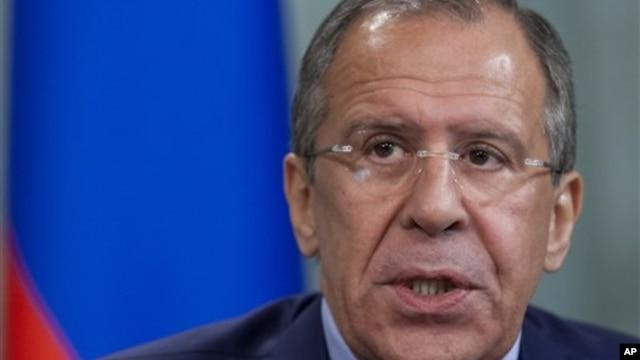 Menteri Luar Negeri Suriah, Sergey Lavrov (Foto: dok).