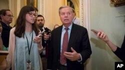Umukenguzamateka w'umu Repiublikani, Lindsey Graham