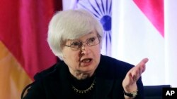 Bà Janet Yellen Phó Chủ tịch Fed vừa được Tổng thống Obama đề cử vào chức Chủ tịch