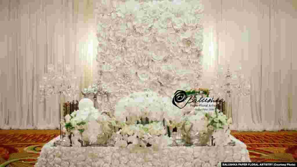"""Квітковий бізнес починався з весільної індустрії. """"БАЛУШКА"""" досі тісно співпрацює з організаторами весільних церемоній."""