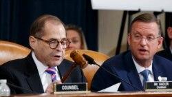 VOA: Investigación de juicio político a Trump avanza en Comisión Judicial