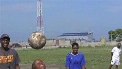 Soccer Helps Haiti Earthquake Amputees Heal