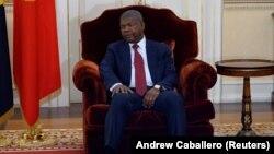 João Lourenço, Palácio Presidencial. Luanda, 17 Fevereiro 2020