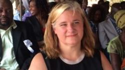 Udaba losaphethe isikhundla sommeli weMelika eZimbabwe uNkosikazi Jennifer Savage