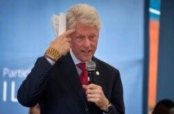 Klinton fondi Hillari Klinton uchun muammomi?