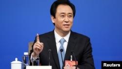 中國恆大董事長許家印