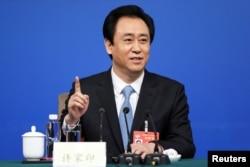 中国恒大董事长许家印