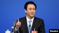 Xu Jiayin, 39 tuổi, chủ tịch tập đoàn phát triển bất động sản China Evergrande Group.