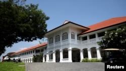 싱가포르 센토사 섬의 카펠라 호텔.