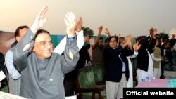 پاکستان کے صدر آصف علی زرداری