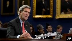 존 케리 미국 국무장관 (자료사진)