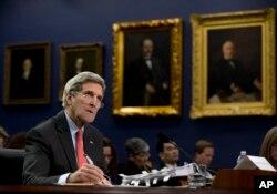 美國國務卿約翰.克里。