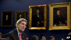 លោករដ្ឋមន្ត្រីការបរទេសស.រ.អា John Kerry ថ្លែងនៅថ្ងៃពុធនេះថា លោកមាន ជំនឿថា នឹងឈានដល់កិច្ចព្រមព្រៀងចុងក្រោយស្តីពីបញ្ហានុយក្លេអ៊ែជាមួយអ៊ីរ៉ង់។
