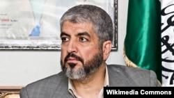 Thủ lĩnh lưu vong của nhóm Hamas Khaled Meshaal