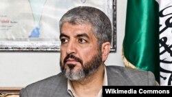 Pemimpin militan Palestina Hamas, Khaled Meshaal (Foto: dok).