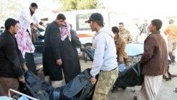 تلفات حمله انتحاری در عراق