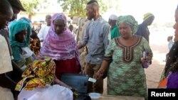 Abanyagihugu kubiro vy'Amatora k'umurwa mukuru Bamako wa Mali