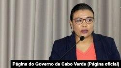 Janine Lélis, ministra da Justiça e Trabalho, Cabo Verde