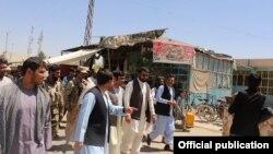 والی هلمند در حالی از شکست طالبان در این ولایت صحبت میکند که هنوز پنج ولسوالی آن در دست طالبان است.
