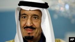 سعودی عرب کے بادشاہ سلمان