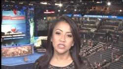 Pidato Dukungan Untuk Obama - Liputan Berita VOA 6 September 2012