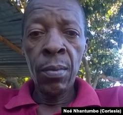 """Noé Nhantumbo:""""Teremos democracia em Moçambique quando o voto de cada moçambicano tiver valor""""."""