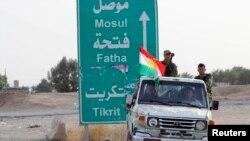 Các thành viên người Kurd điều hành khu vực tự trị ở miền bắc đã lợi dụng sự hỗn loạn để mở rộng lãnh thổ, chiếm quyền kiểm soát Kirkuk, thành phố có trữ lượng dầu dồi dào, và các khu vực khác bên ngoài ranh giới tự trị lúc trước của họ.