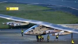 """Avioni """"Solar Impulse 2"""" ulet në Havai"""