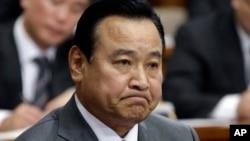韩国总理李完九。