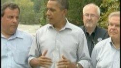 奥巴马促政界不在飓风救援上玩政治游戏