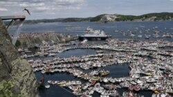 شیرجه صخره در شیلی و اسکی آزاد در سوئد