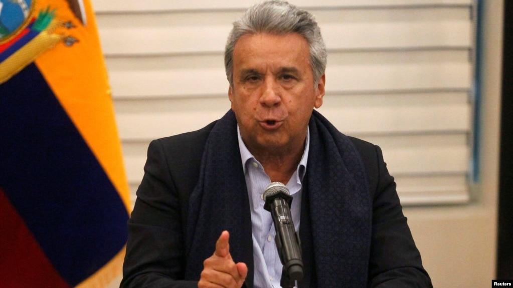 El presidente de Ecuador, Lenín Moreno, dijo el jueves que hay una alta probabilidad de que el equipo periodístico secuestrado por disidentes de las Fuerzas Armadas Revolucionarias de Colombia (FARC) haya fallecido.