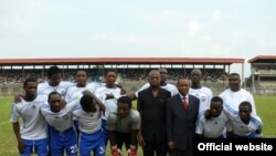 FC Enyimba, à Aba, Nigeria