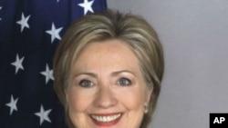 美國國務卿希拉里.克林頓