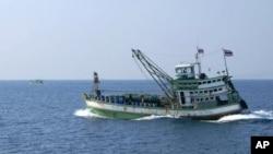 Thai fishing boat (file photo)