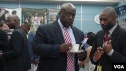 Ummeli weMelika eZimbabwe, uAmbassador Harry Thomas Jr