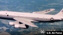 Літак, що використовується для перельотів США в рамках угоди Про відкрите небо OC-135B