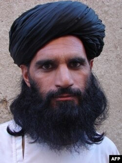 巴基斯坦中部协商事务领导人塔利班过渡首领阿斯马图拉.沙欣