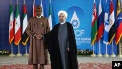 Mideast Iran Nigeria GECF Summit