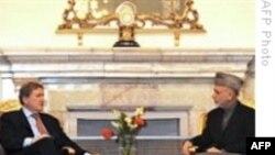 دیدار پرتنش فرستاده ویژه ایالات متحدهو کرزای پیرامون احتمال تقلب درانتخابات