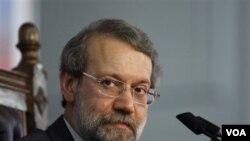Ketua Parlemen Iran, Ali Larijani